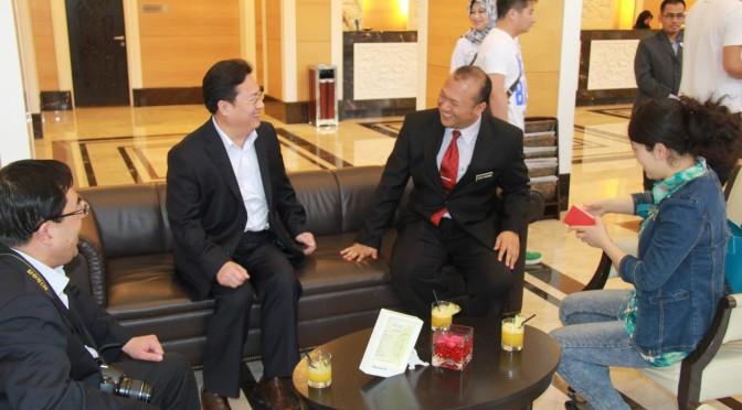Lawatan Timbalan Gabenor Linxia, China ke Kelantan