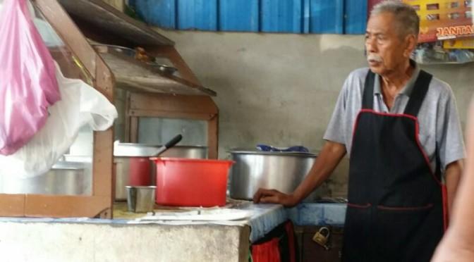 Nasi Daun Pisang Ikan Keli Pok Jak