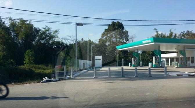 Petronas Lati Baru Jalan Rantau Panjang