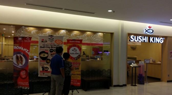 Sushi King Di Kota Bharu