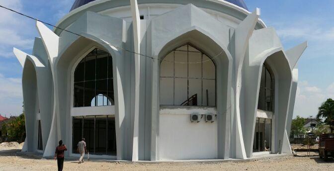 Bangunan Tambahan Masjid Kubang Kerian