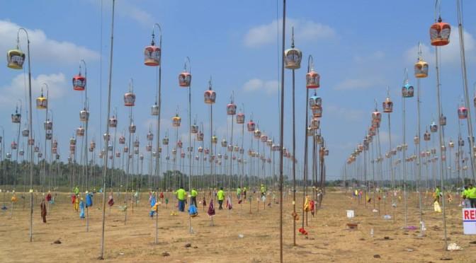 Pertandingan Suara Burung Ketitir Kelantan 2014