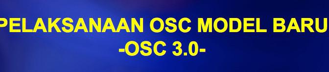 OSC 3.0