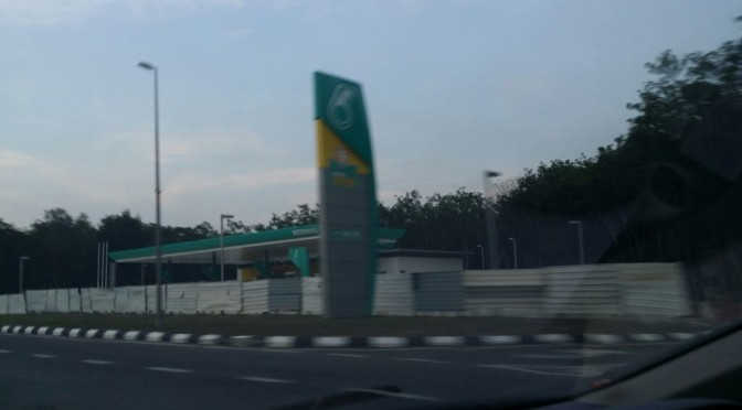 Petronas Baru Machang