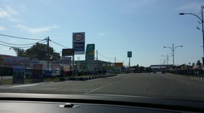 Petronas Bulatan Pasir Pekan