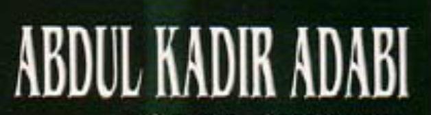 Abdul Kadir Adabi