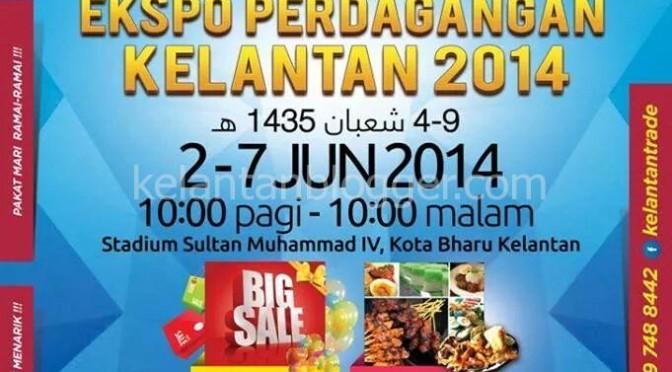 Ekspo Perdagangan Kelantan 2014