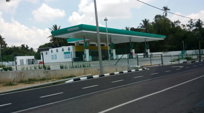 Petronas Kg. Tikat