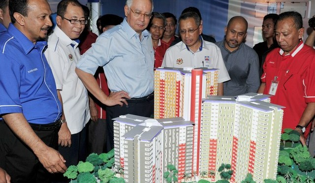 Projek Perumahan Rakyat Kota Bharu