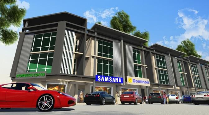 Krai Avenue, Kuala Krai
