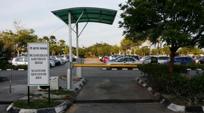 Metro Parking @ Airport