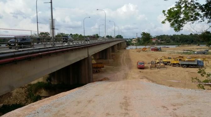 Projek Bypass Pasir Mas Fasa2